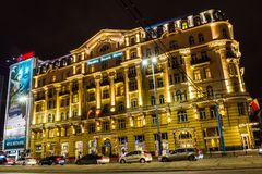 Polonia Palace Hotel in Warsaw Royalty Free Stock Photos