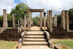 Polonnaruwa 3 Lizenzfreies Stockfoto