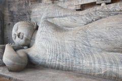 Polonnaruwa Gal Vihara Sri Lanka Lizenzfreie Stockbilder