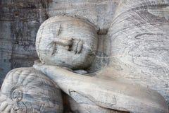 Polonnaruwa Gal Vihara Sri Lanka Stockbild