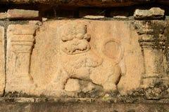 Polonnaruwa ruin, Audience Hall , Sri Lanka Royalty Free Stock Image