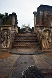 Polonnaruwa temple Royalty Free Stock Images