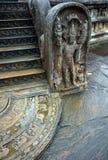 Polonnaruwa temple Royalty Free Stock Image