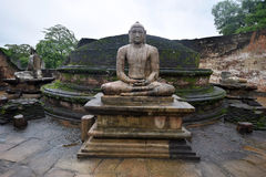 Polonnaruwa temple Royalty Free Stock Photography