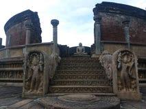 Polonnaruwa Vatadage imagem de stock
