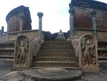 Polonnaruwa Vatadage imagens de stock royalty free