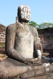 Polonnaruwa Vatadage site Sri Lanka.  Royalty Free Stock Images