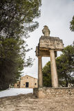 Polop Hermitage, Alicante, Spain Royalty Free Stock Photography