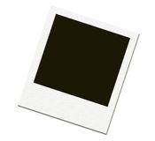 Poloroid image. Will  make a great advert Royalty Free Stock Images