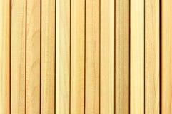 Polos de madeira como um fundo Fotografia de Stock Royalty Free