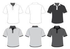 Polos do t-shirt Fotografia de Stock