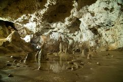 Free Polovragi Cave From Gorj County, In Oltenia, Romania Royalty Free Stock Photos - 100890198