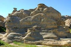 polowa piaskowiec wędrownej Obraz Royalty Free