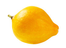 Polpa amarela Imagens de Stock