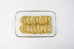 A polpa de Butternut coze Imagens de Stock
