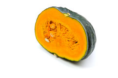 Polpa de Kabocha fotos de stock royalty free