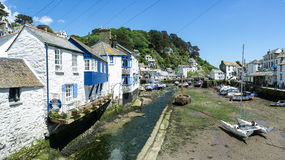 Polperro, Cornwall Royalty Free Stock Image