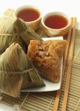 Polpetta del riso Fotografia Stock