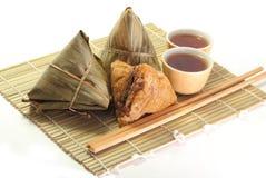 Polpetta del riso Fotografie Stock