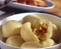 Polpetta della patata Fotografia Stock Libera da Diritti