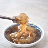 Polpette, l'alimento tradizionale in Taiwan Fotografia Stock