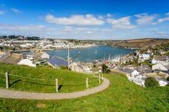 Polruan Cornwall England Royalty Free Stock Image
