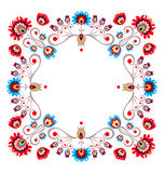 Polsk designinspiration Royaltyfria Bilder