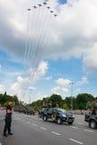 Polsk krigsmaktdag Arkivbild