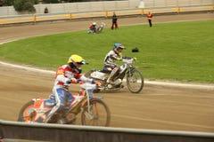 Polsk TREVLIG liga Första semifinal Arkivfoton