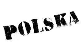 Polska波兰邮票 免版税图库摄影