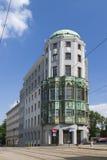 Polska, Górny Silesia, Zabrze, poprzedni Admiralpalast budynek Zdjęcie Royalty Free