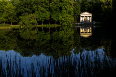 Polska, park w Arkadia Obrazy Royalty Free