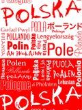 Polska, Polonia, Pologne Fotografía de archivo libre de regalías