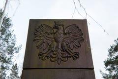 Polski żakiet ręki zdjęcie royalty free