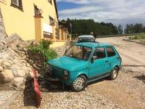 Polski Fiat Royalty Free Stock Image