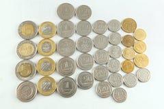 Polski pieniądze - złoty Zdjęcia Royalty Free