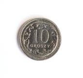 Polski pieniądze Zdjęcie Stock