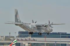 Polski siły powietrzne samolot Fotografia Stock
