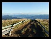 Polskt berg fotografering för bildbyråer