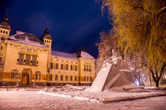 Poltava museum of the local lore Stock Photography