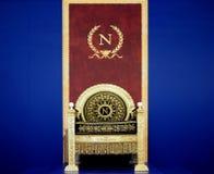 Poltrona do estilo de Napoleon Imagens de Stock