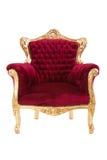 Poltrona luxuoso Fotografia de Stock Royalty Free