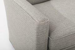 Poltrona moderna singolo Sofa Seat Home Living Room o camera da letto - immagine fotografia stock libera da diritti