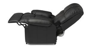 Poltrona reclinada Foto de Stock