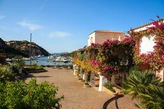 Poltu Quatu, Sardinia Stock Photos