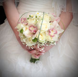 Poślubiać kwiaty Fotografia Royalty Free
