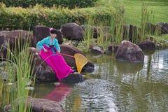 Poludniowo-koreańska kobieta Fotografia Stock
