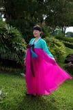 Poludniowo-koreańska kobieta Zdjęcia Stock