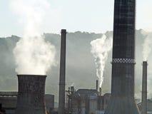 Poluição Fotografia de Stock