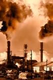 Poluição Imagem de Stock